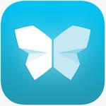 Scannable app icon